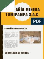 Compañía Minera Tumipampa s