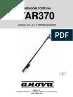 Manual Usuario Var370 Es