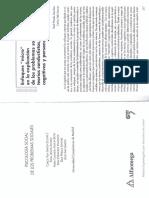 Piñuela y Yela-Enfoques Micro Explicación Problemas Sociales