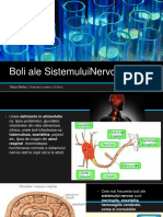 Boli Ale Sistemului Nervos XI
