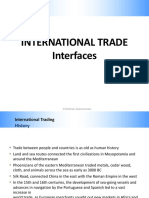 Trade Interfaces & Incoterms