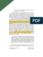 RESENHA Los Diarios de Emilio Renzi - Años de Formación