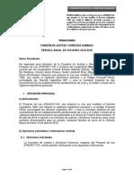 5.11 Predictamen PL 2705 Vigilancia Electrónica