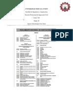 Título 1 Generalidades RNE
