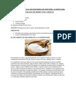 Ternurizacion de La Carne Con Bicarbonato de Sodio