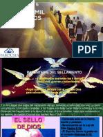 Biblia Facil Apocalipsis Lección 5 Los Ciento Cuarenta y Cuatro Mil Sellados