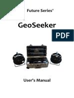 GeoSeeker Manual En