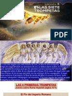 Biblia Facil Apocalipsis Leccion 6 Las Siete Trompetas