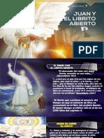 Biblia Facil Apocalipsis Leccion 7 Juan y el Librito Abierto