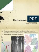 the language of vision - joleen macinnis