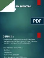 Ggg Mental Organik (GMO)
