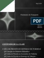 10. Caídas de Presión en Sistemas de Tuberías y Potencia de Bombeo.pdf