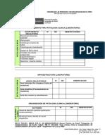 Criterios Patologia Clinica (Laboratorio)