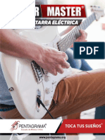 GUITAR-MASTER Plan de Estudio