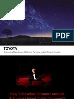 43617385 Toyota Hybrid
