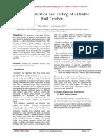 Roller Crusher design.pdf