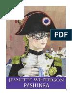 Jeanette Winterson - Pasiunea (v0.9)