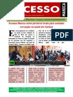 SUCESSO MANICA - Boletim Informativo 04 de 2018
