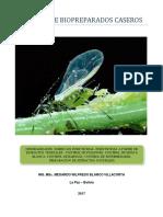 Manual de Bioinsecticidas Orgánicos