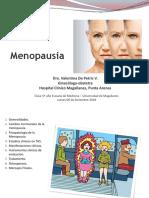 Clase Menopausia