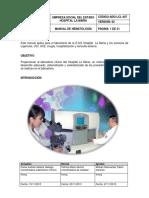 Manual de Hematología Hospitalaria