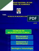 Técnicas Micro Clínica