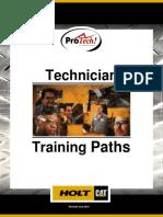 Technician Training Path