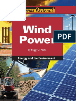 Wind Power - Peggy J. Parks (ReferencePoint, 2010)