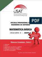 TEMA 2. Números Complejos -Parte I - Teoría
