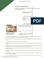 Dicionário de História Do Brasil Colonial