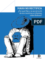 Marx No Rectifica