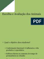Ezoognosia de caprinos e ovinos