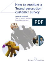 Brand Perception
