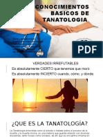 Conocimientos Basicos de Tanatologia