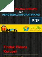 ICV Anti Korupsi Dan Gratifikasi
