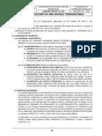 Laboratorio 05 - Caracterización de Una Matriz Termoestable [2013]