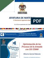 23.  Optimización de Procesos con ISO 55000_ppt_Seminario Ingeniería Naval 2016