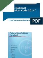 NEC 2014 ConceptosGenerales