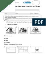 Evaluacion Ciencias Sociales Noviembre
