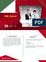Brochure SQL