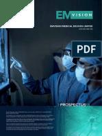 Emvision Prospectus