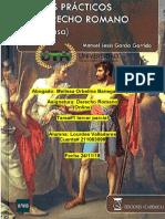 24 Noviembre Derecho Romano