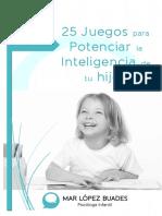 25 juegos para potenciar la inteligencia de tu hij@.pdf