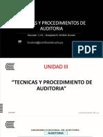 Tecnicas y Procedimientos de Auditoria.pptx