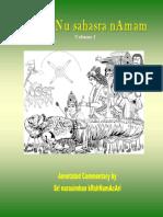 Vishnu Sahasra Namam (5 Volumes Merged)
