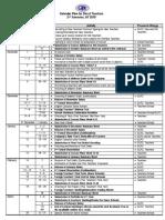 Calendar Plan- T2-Direct 2018(Revised)1