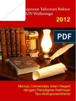 UinWalisongo-LaporanRektor2012-1