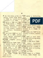 Diccionario Fonètico Hebrew Englihs Old Testament 1 Parte