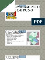 DEPARTAMEMTO DE PUNO.pptx