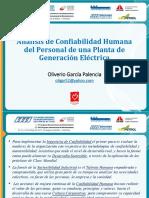 14. Análisis de Confiabilidad Humana Del Personal de Una PGE_ppt_Mundial 2015